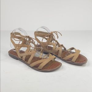 Sam Edelman Gemma tan sandals - 11.5